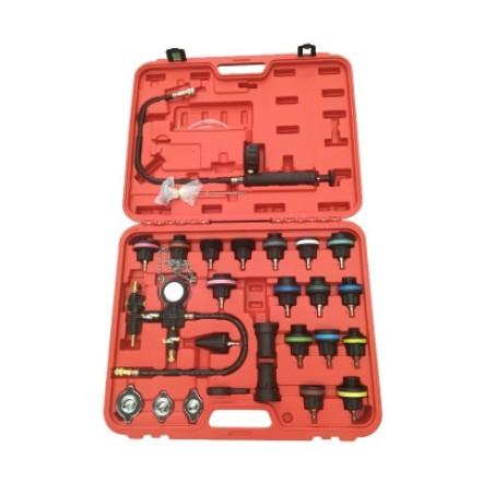 Kit Probador de presión sistema de refrigeración