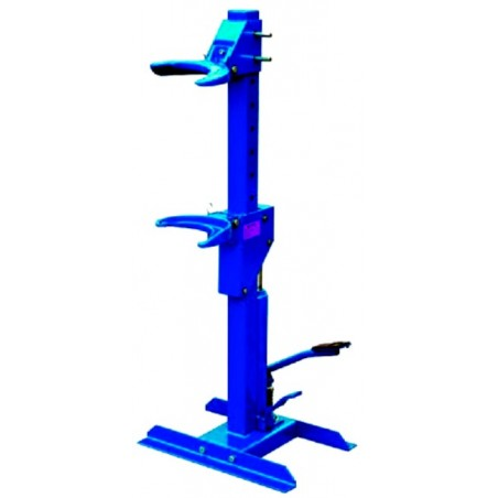 Compresor mecánico de muelles amortiguadores
