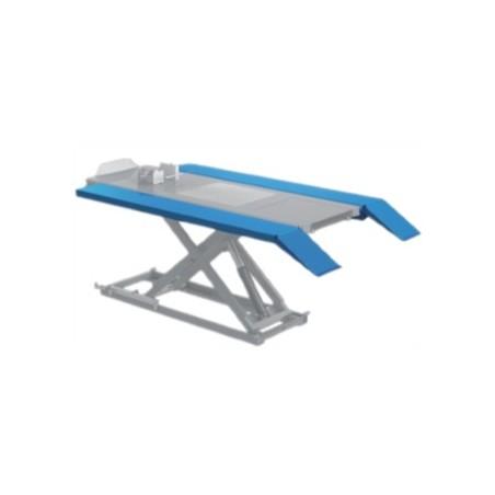 Extensiones plataforma y rampas para XT-100E