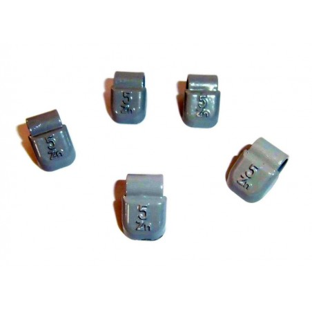 Contrapesas Llanta De Aluminio 5G