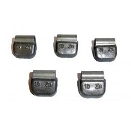 Contrapesas Llanta De Aluminio 10G