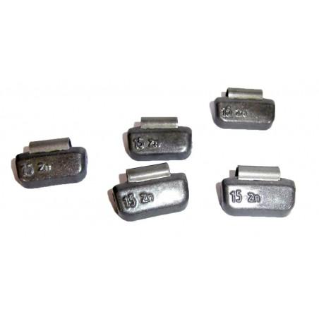 Contrapesas Llanta De Aluminio 15G