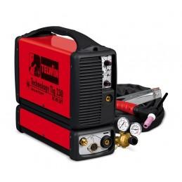 Soldadura Tig Technology Tig 230 Dc