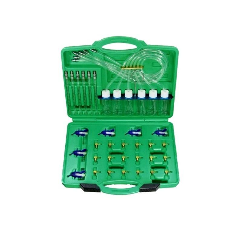 Medidor y Comprobador de Sistema de Inyección