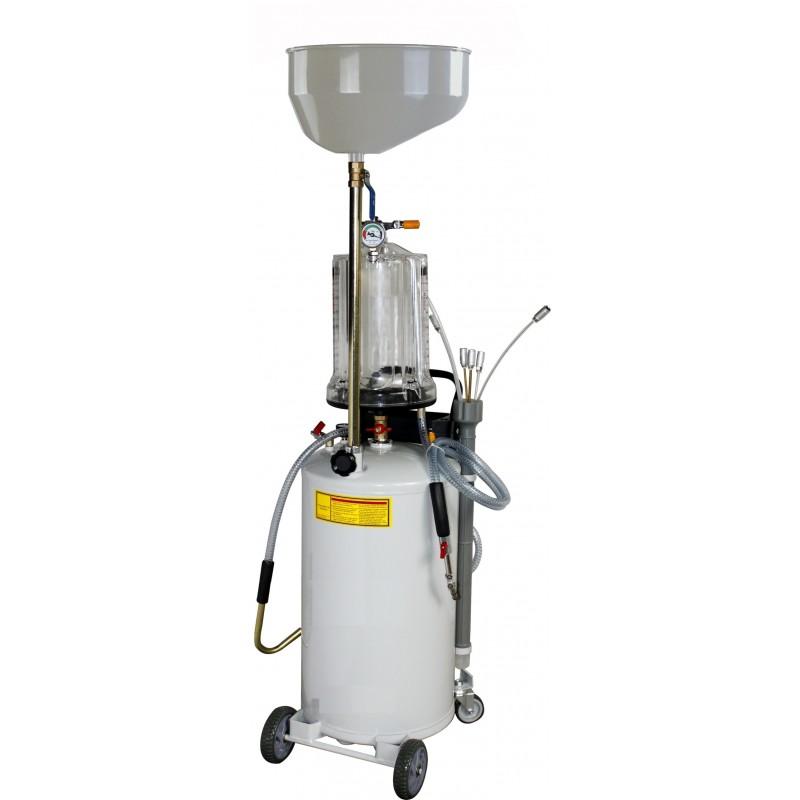 Chupona De Aceite 80L