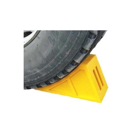Calzo PVC para vehículo industrial