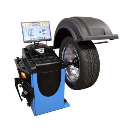Equilibradora de Ruedas Automática ET-810