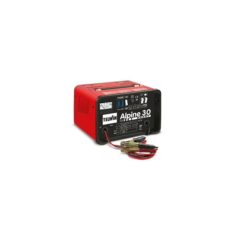 Cargador De Baterías TELWIN Alpine 30